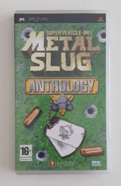 PSP Metal Slug Anthology (CIB)
