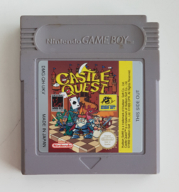GB Castle Quest (cart only) UKV