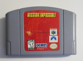 N64 Mission: Impossible (cart only) USA