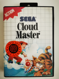 Master System Cloud Master (Box + Cart)