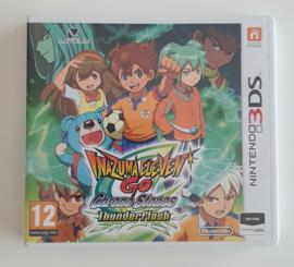3DS Inazuma Eleven GO Chrono Stones ThunderFlash (CIB) HOL