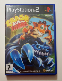 PS2 Crash of the Titans (CIB)