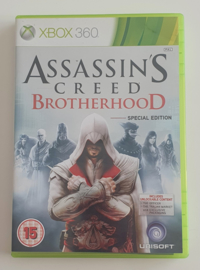 X360 Assassin's Creed - Brotherhood Special Edition (CIB)