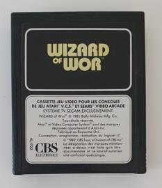 Atari 2600 Wizard of Wor (cart only)
