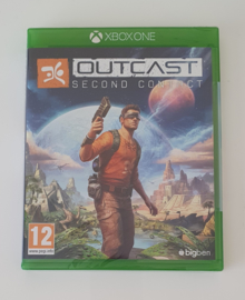 Xbox One Outcast Second Contact (factory sealed)