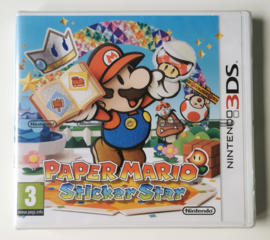 3DS Paper Mario - Sticker Star (Factory Sealed) UKV