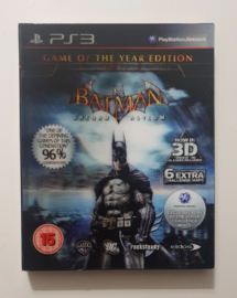 PS3 Batman Arkham Asylum Game of the Year Edition (CIB)