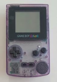 Gameboy Color Atomic Purple