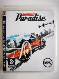 PS3 Burnout Paradise (CIB)