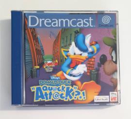 Dreamcast Disney's Donald Duck Quack Attack (CIB)