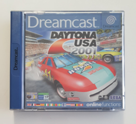 Dreamcast Daytona USA 2001 (CIB)