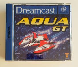 Dreamcast Aqua GT (CIB)