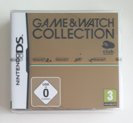 DS Game & Watch Collection Club Nintendo (factory sealed) EUR