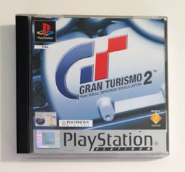 PS1 Gran Turismo 2 Platinum (CIB)