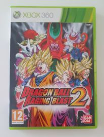 X360 Dragon Ball Raging Blast 2 (CIB)