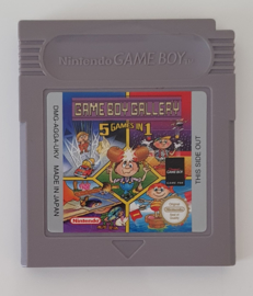 GB Game Boy Gallery 5 games in 1 (cart only) UKV