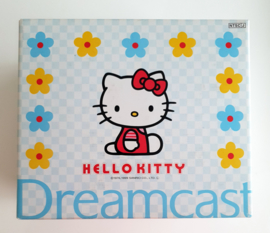 Sega Dreamcast Hello Kitty Clear Blue Console Bundle (complete)