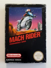 NES Mach Rider (CIB) FRG