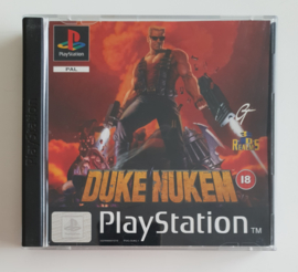 PS1 Duke Nukem (CIB)