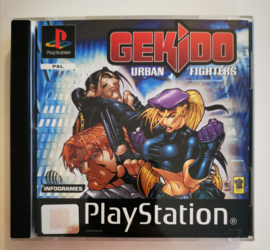 PS1 Gekido: Urban Fighters (CIB)