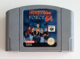 N64 Fighting Force 64 (cart only) EUR