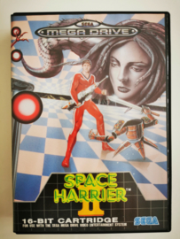 Megadrive Space Harrier II (CIB)