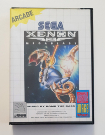 Master System Xenon 2 Megablast (CIB)