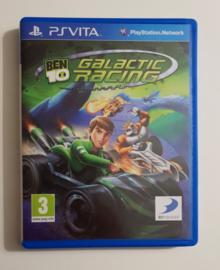 PS Vita Ben 10 Galactic Racing (CIB)