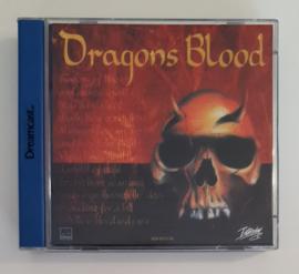 Dreamcast Dragon's Blood (CIB)