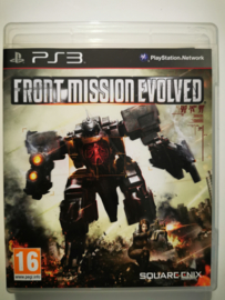 PS3 Front Mission Evolved (CIB)