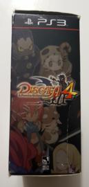 PS3 Disgaea 4 - A Promise Unforgotten Collector's Edition (CIB) US Version