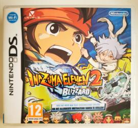 DS Inazuma Eleven 2 - Blizzard (CIB) HOL