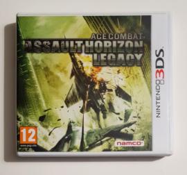 3DS Ace Combat Assault Horizon Legacy (CIB) UKV