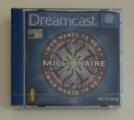 Dreamcast Who Wants to be a Millionaire? (factory sealed)
