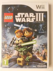 Wii LEGO Star Wars III - The Clone Wars (CIB) UKV