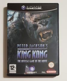 Gamecube Peter Jackson's King Kong (CIB) FAH