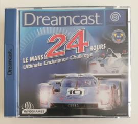 Dreamcast Le Mans 24 Hours - Ultimate Endurance Challenge (CIB)