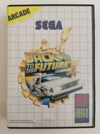 Master System Back to the Future - Part II (CIB)