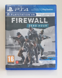 PS4 Firewall Zero Hour (factory sealed)