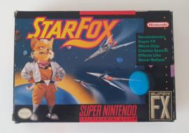SNES Starfox (CIB) USA