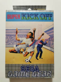 Game Gear Super Kick Off (CIB)