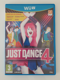 Wii U Just Dance 4 (CIB) HOL