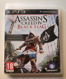PS3 Assassin's Creed IV - Black Flag (CIB)