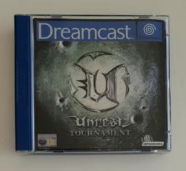 Dreamcast Unreal Tournament (CIB)