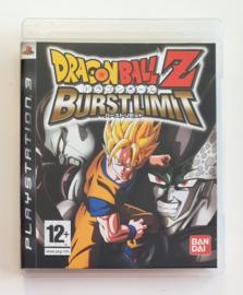 PS3 Dragon Ball Z Burst Limit (CIB)