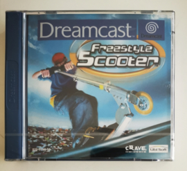 Dreamcast Freestyle Scooter (factory sealed)