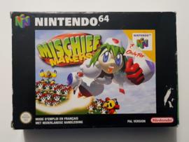 N64 Mischief Makers (CIB) NFAH
