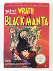 NES Wrath of the Black Manta (CIB) FRA