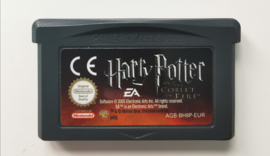 GBA Harry Potter and the Goblet of Fire (cart only) EUR