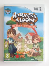 Wii Harvest Moon: Tree of Tranquility (CIB) HOL